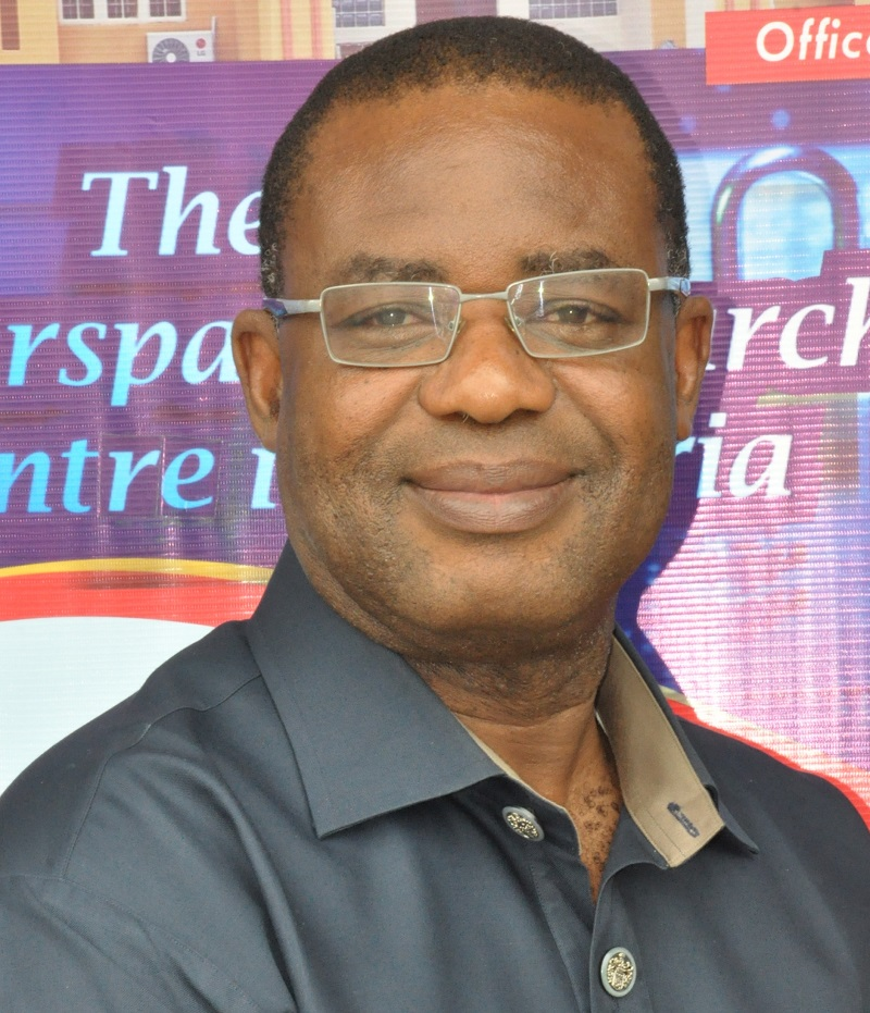 Uche M. Mbanaso, Ph.D. Information and Communication Security